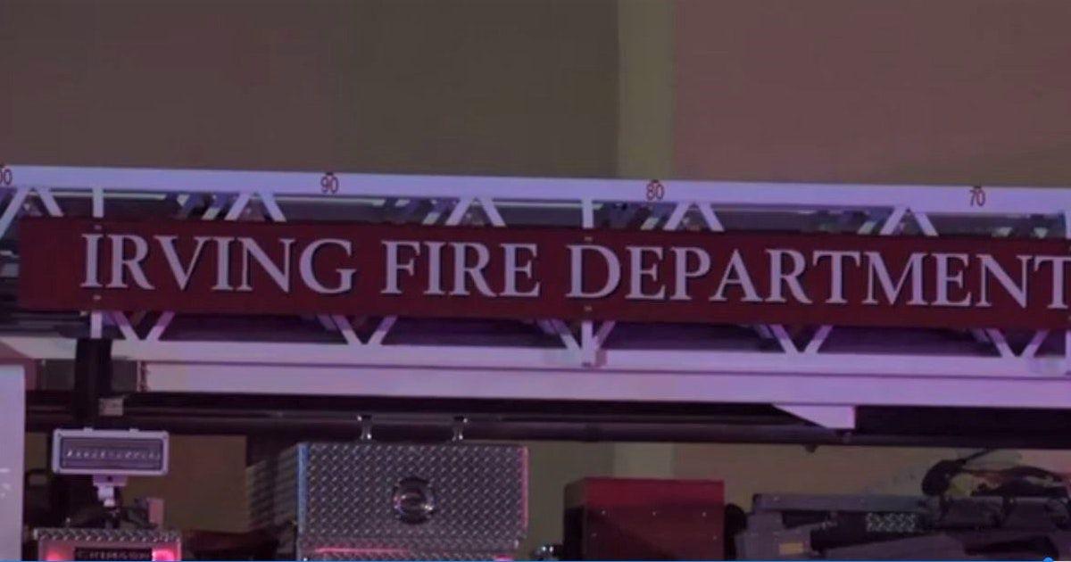 Los bomberos de Irving extinguieron un incendio en una guardería con 44 niños.