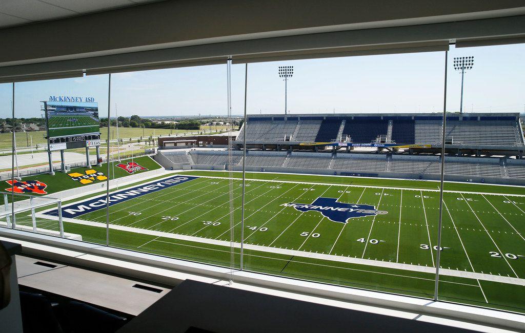 Mckinney Isd S 69 9m Stadium Is Officially Ready For Some Football Despite Cracks