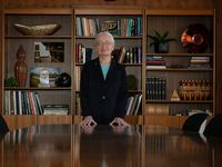Dr. Diana Natalicio served as president of the University of Texas at El Paso for 31 years. She died Friday at the age of 82.