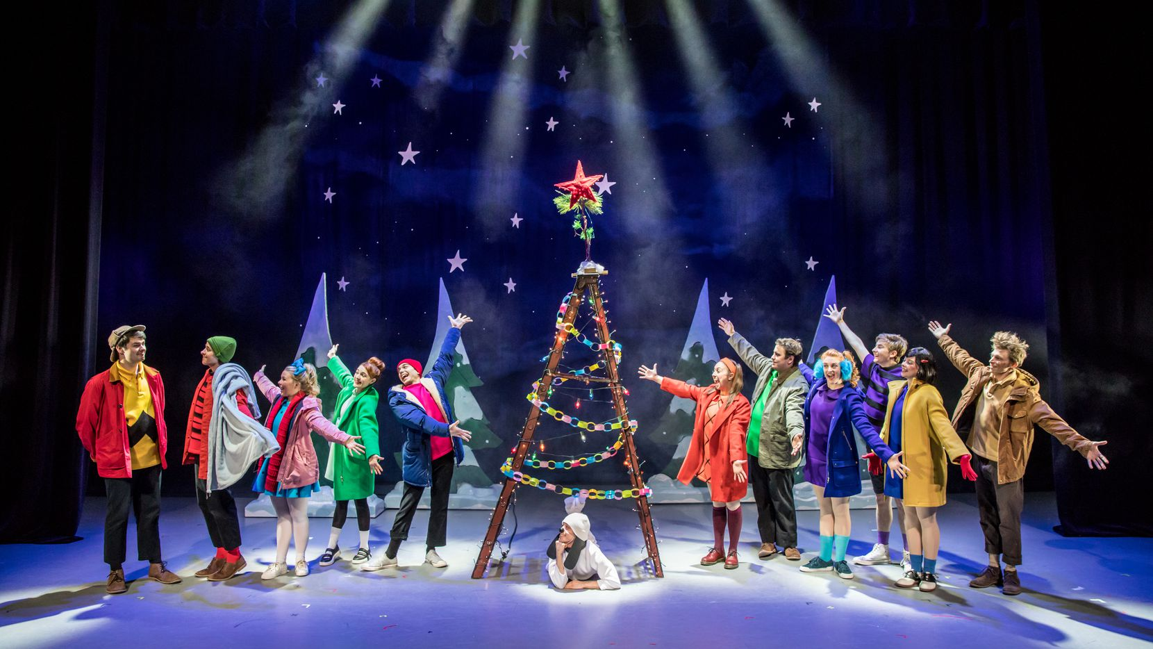 """""""A Charlie Brown Christmas Live on Stage"""" is coming to town on Dec. 11."""