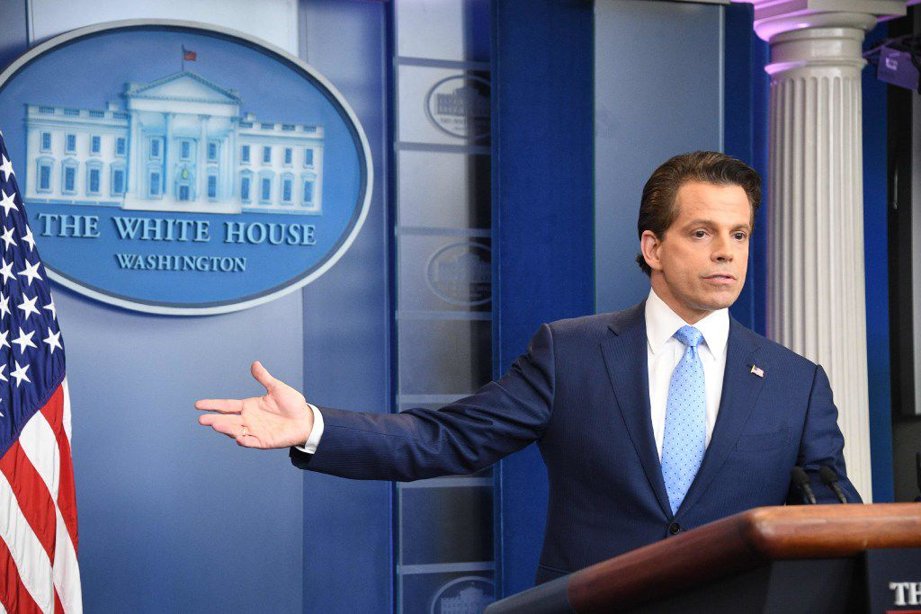 Anthony Scaramucci, former White House communications director