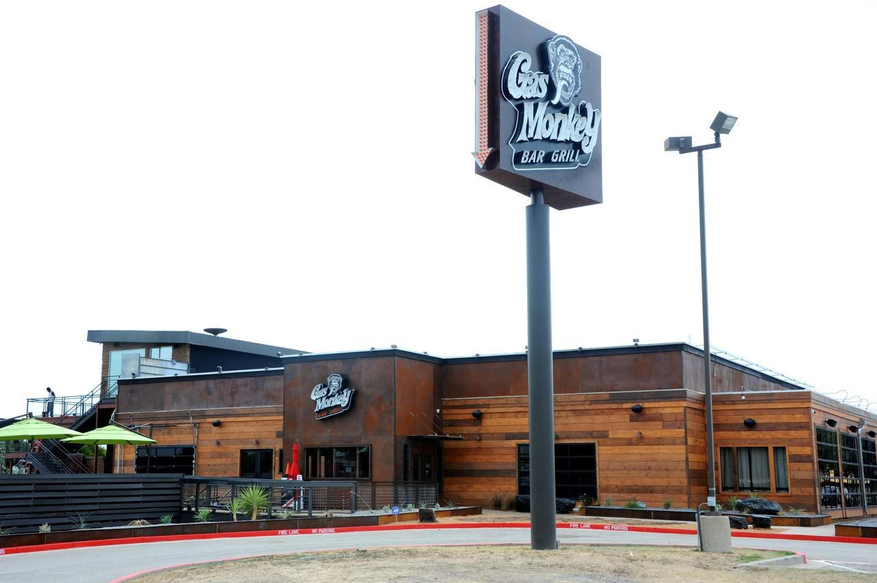 Richard Rawlings opened The Gas Monkey Bar n' Grill off Technology Boulevard in northwest Dallas in 2013.