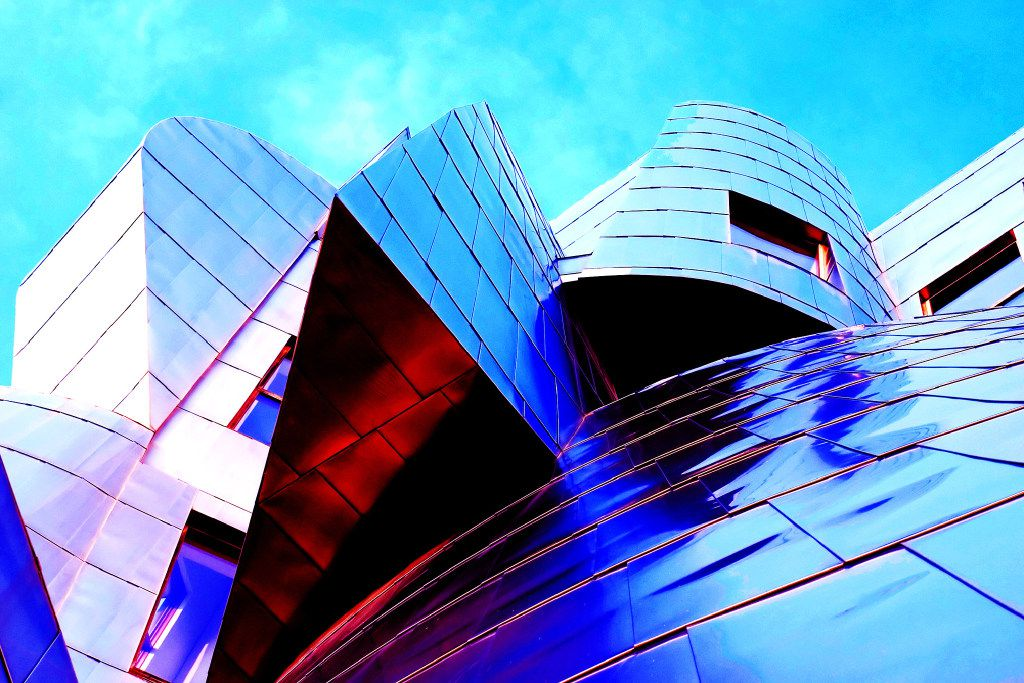The Frederick R. Weisman Art Museum is an architectural wonder full of engaging artworks.