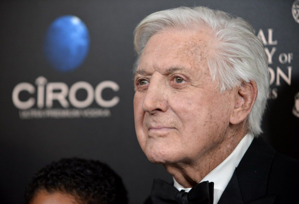 TV game show host Monty Hall died Sept. 30. (The Associated Press)