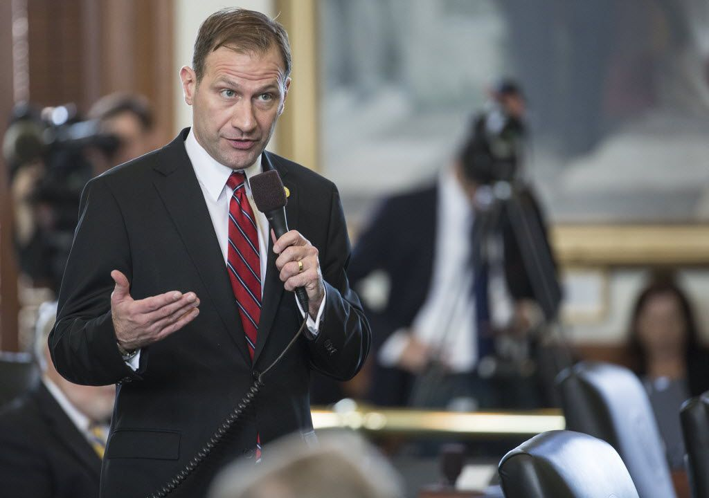 Sen. Charles Schwertner sponsored Senate Bill 267 to crack down on unscrupulous hospital owners. The bill won approval in the Senate on Wednesday. (Austin American-Statesman)