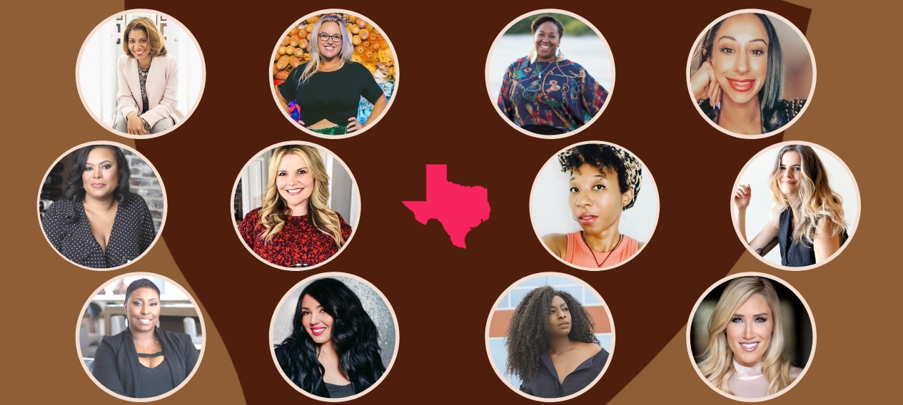 More than 40 women across Texas are participating in #ShareTheMicNowTX, an initiative to amplify the voices of Black women on Instagram.