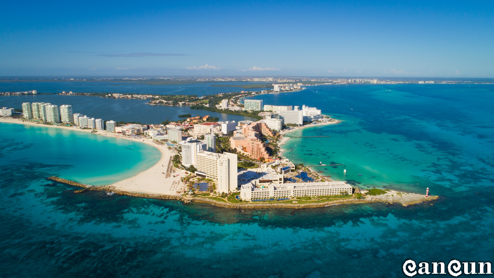 Cancun remains one of the top international destinations for U.S. travelers.
