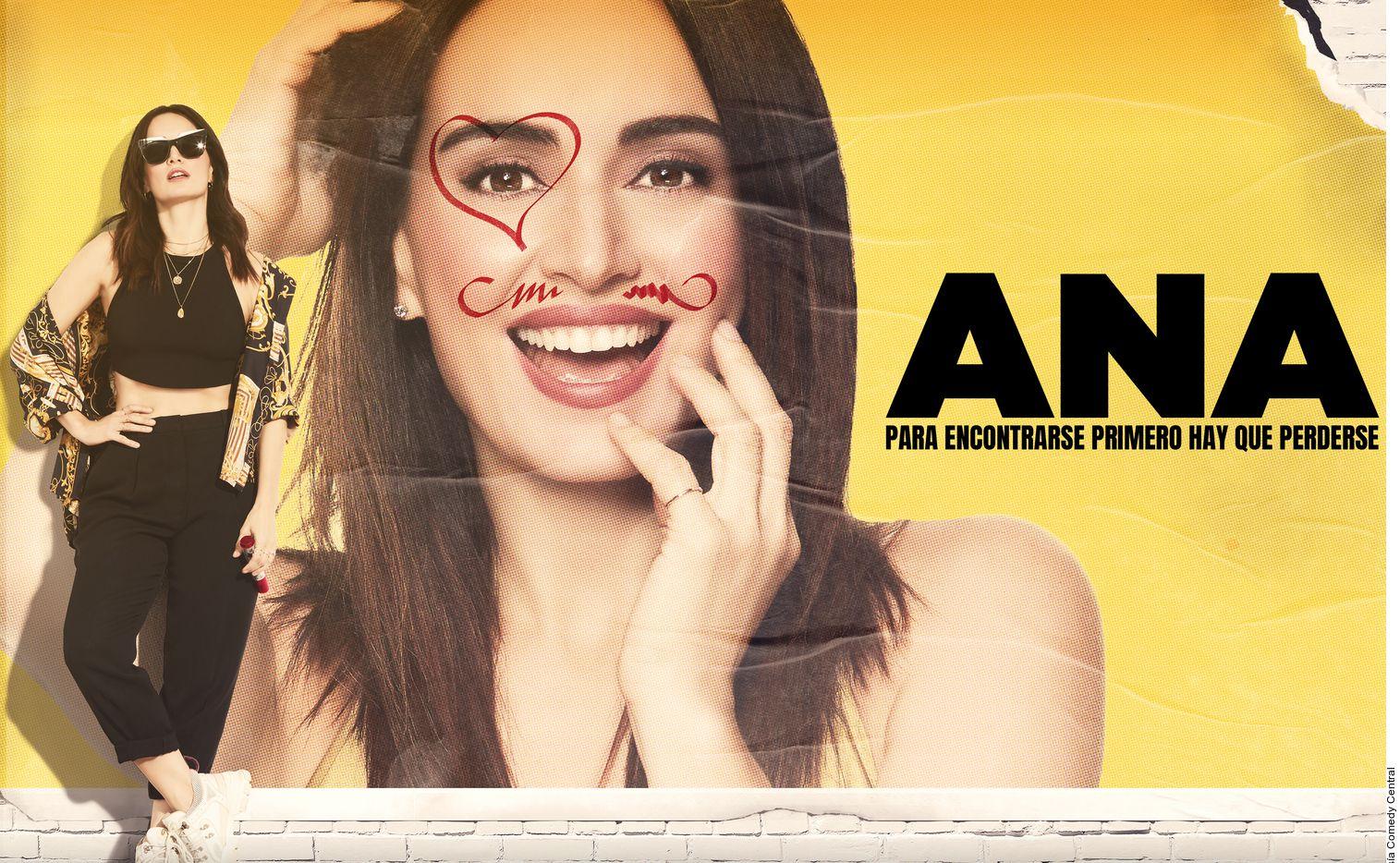 Ana de la Reguera volverá a la pantalla chica con la serie Ana, una comedia inspirada en su vida que se estrenará en abril.