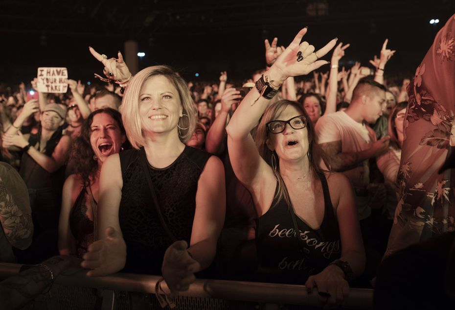 Fans attended Posty Fest at Dos Equis Pavilion on Oct. 28, 2018. This year's festival is expected to sell out quickly after tickets go on sale July 30.