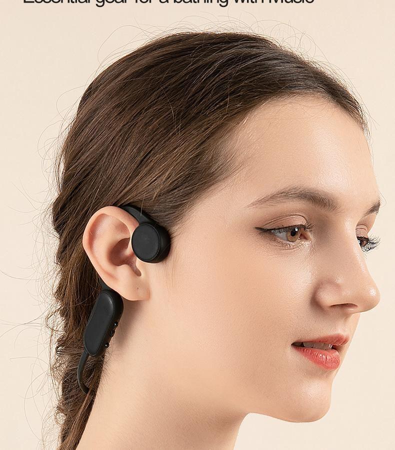 The Naenka Runner Pro Bone Conduction Headphones