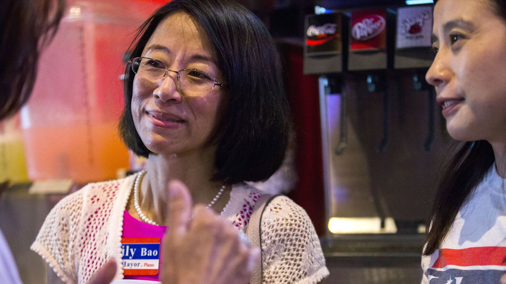 Lily Bao is shown in a 2017 file photo. The city council member announced this week that she is running for mayor.