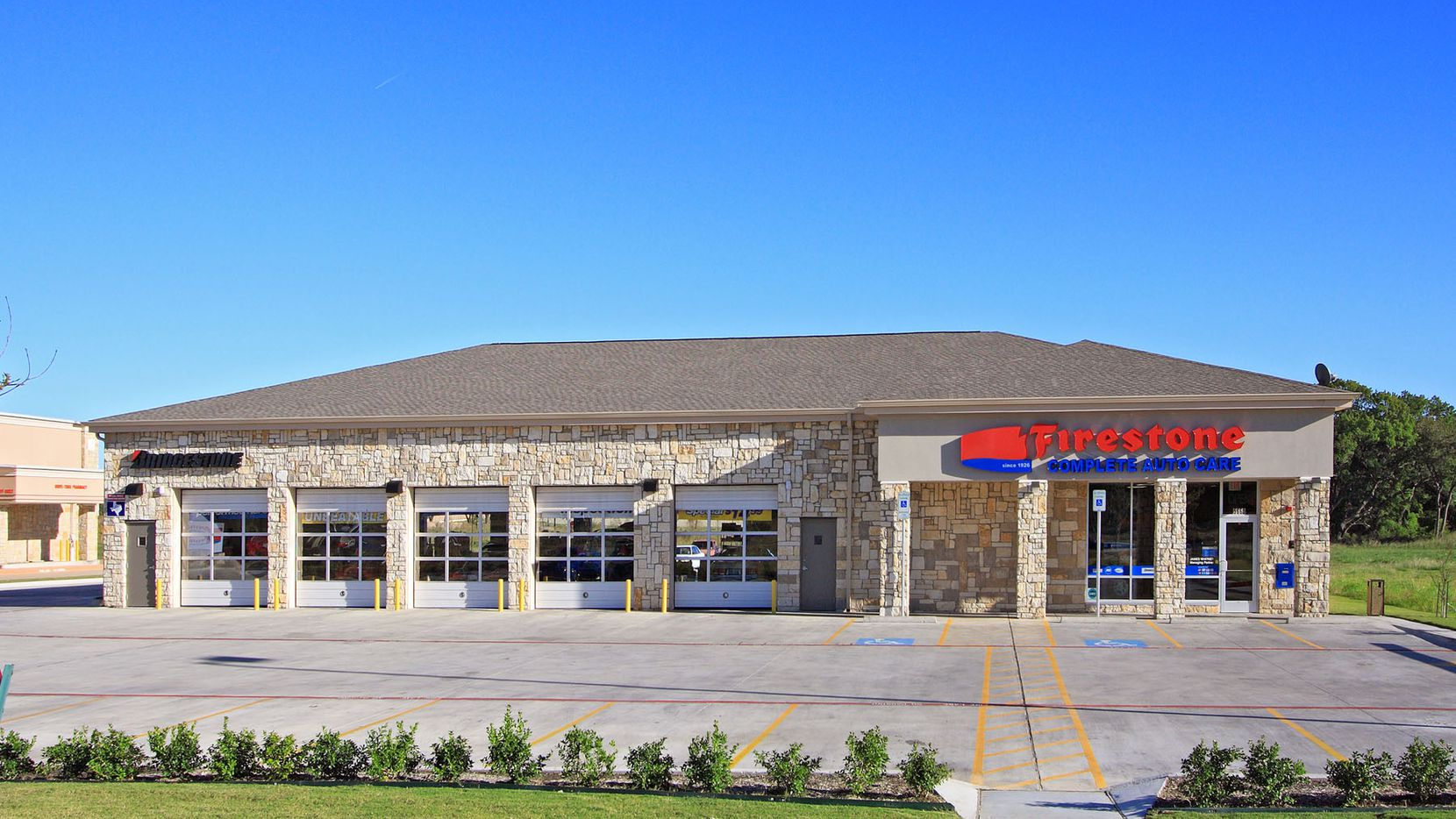 Four Rivers Capital has purchased more than a dozen properties leased to companies including Firestone, CVS Pharmacy, Taco Bueno, McDonald's and other firms.