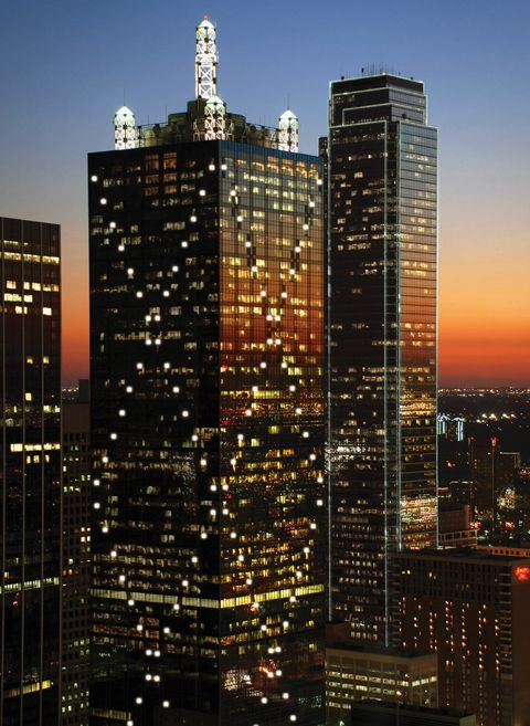 Neiman Marcus has occupied office space in Renaissance Tower since late 2003.