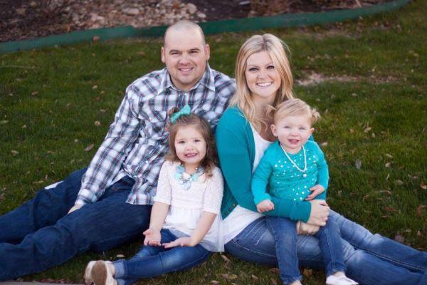 The Biesinger family