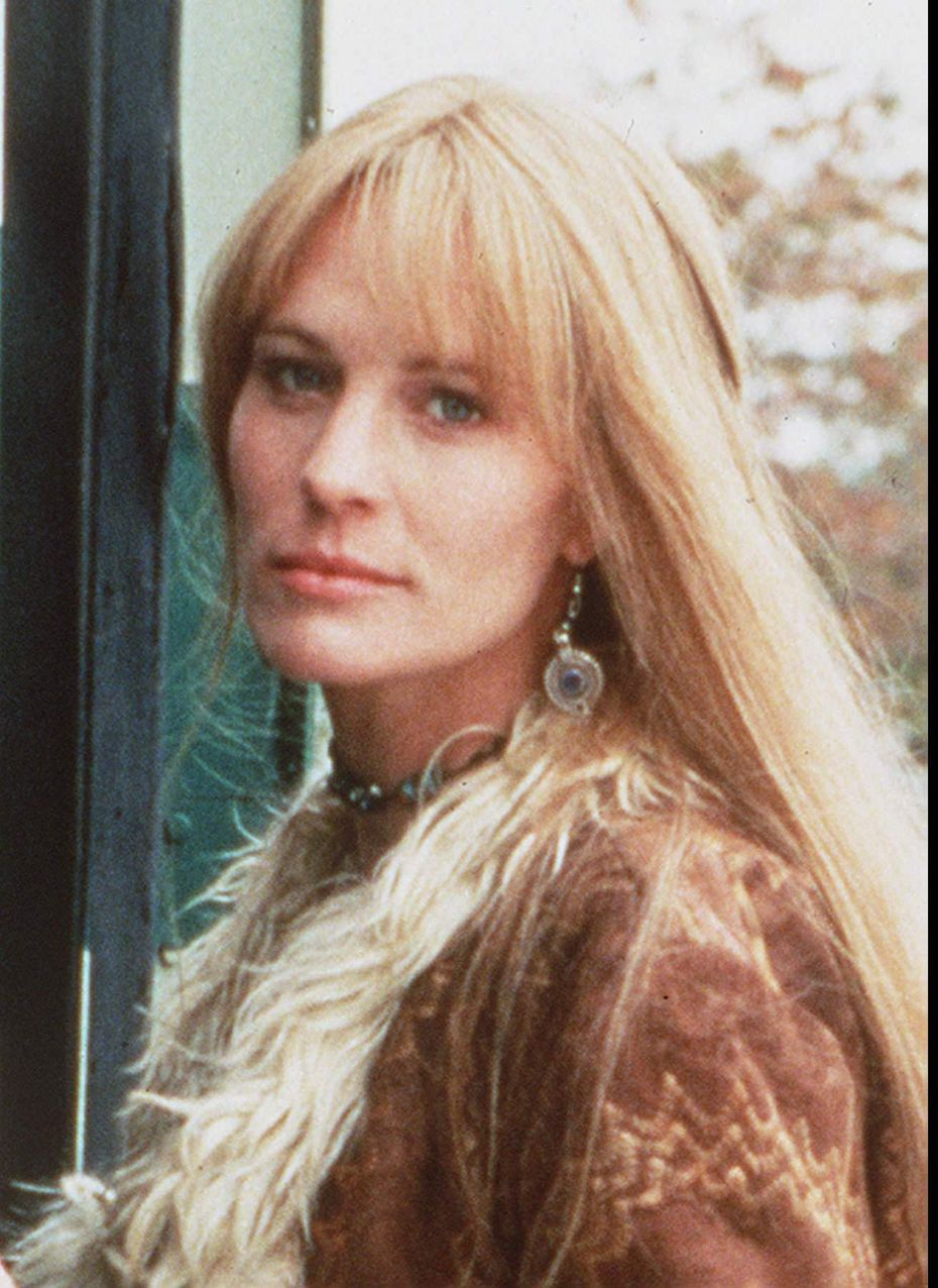 "Actress Robin Wright in the film, ""Forrest Gump."""