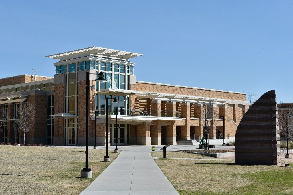 The University of North Texas Student Union.