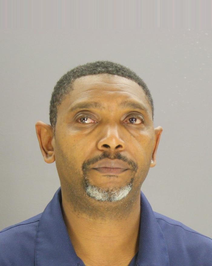 Jeffrey Wilks is being held in lieu of $3,000 bail.