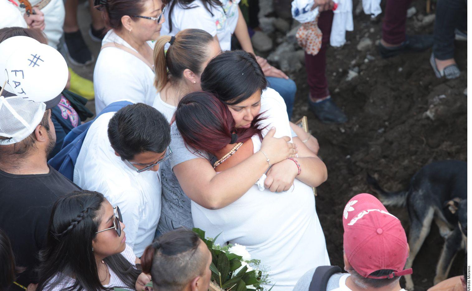 La Fiscalía reforzó la hipótesis del feminicidio tras determinar las causas de la muerte de la menor Fátima en México.