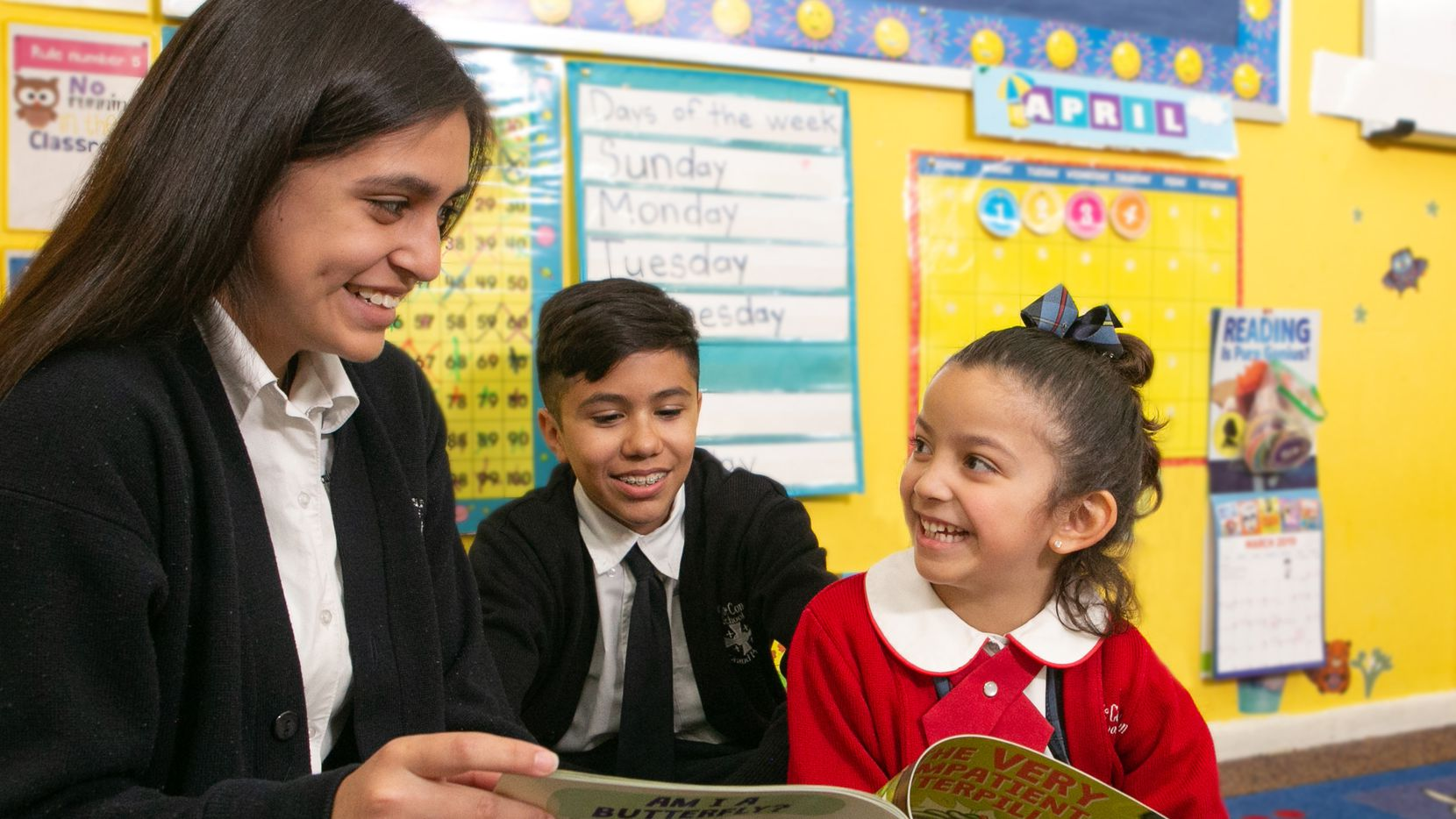 Las escuelas católicas de la diócesis de Dallas volverán a tener clases presenciales a partir del 2 de septiembre.