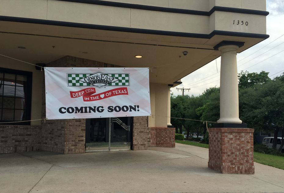 Most of the Bikinis Sports Bar & Grills in Texas will become Gino's East pizza places. Some of the Austin Bikinis will remain.