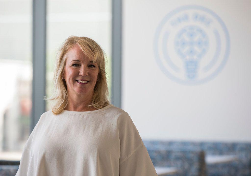 Alyce Alston is CEO of Dallas Entrepreneur Center.