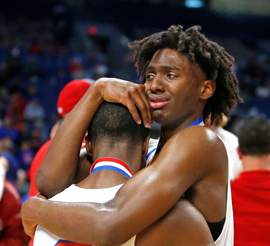 Despite Tyrese Maxey S Record Tying 46 Points South Garland Falls In 6a State Semifinals
