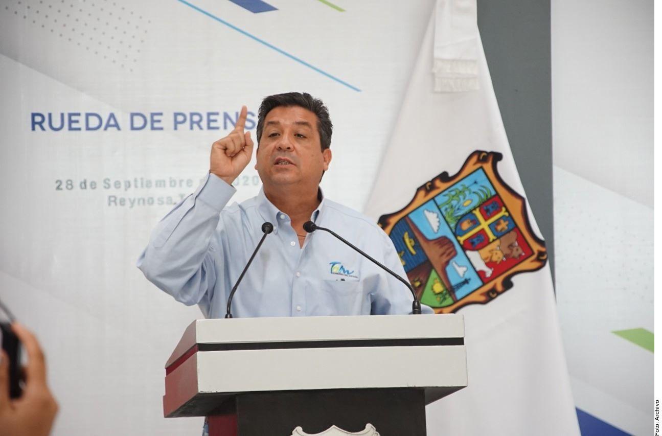 Fiscalía mexicana pidió que se inicie un proceso de desafuero contra el gobernador de Tamaulipas, Francisco Cabeza de Vaca.