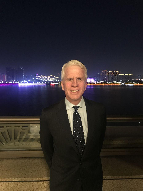 Martin Driscoll is chief executive officer of OncoNano Medicine.