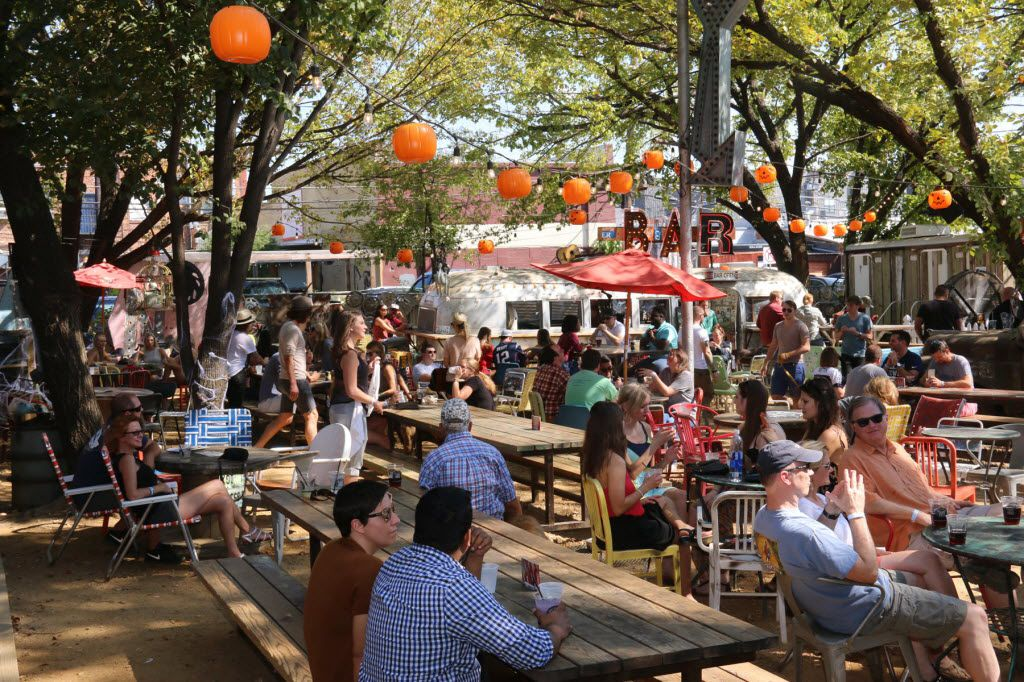 Truck Yard will host the closing party for Lowest Greenville's block party collecting fans and cooling units for the elderly in Dallas.