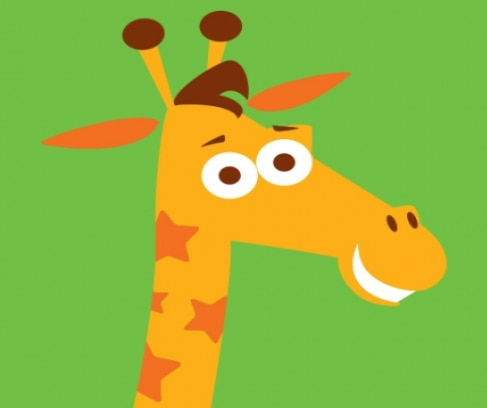 Geoffrey the Giraffe reached celebrity status in 1973, when he appeared in a Toys R Us commercial.