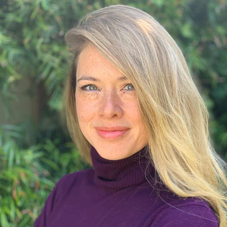 UC San Diego disease scientist Natasha Martin