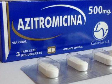 La Coprisjal restringió la venta de azitromicina e hidroxicloroquina. Sólo se pueden adquirir con receta médica