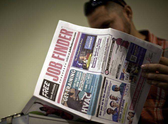 Se duplicaron los pedidos de ayuda de gobierno por desempleo en una semana en Estados Unidos.