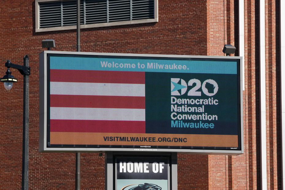 The Wisconsin Center in Milwaukee is home to the 2020 Democratic National Convention, though most of it will be virtual.