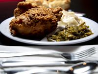 "What kind of food do people crave in times of crisis? ""They want fried chicken,"" says one chef. Bubba's is doing impressive business this summer during the COVID-19 pandemic."