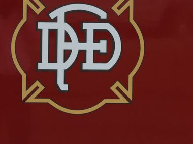 A Dallas Fire vehicle seen in this file photo.