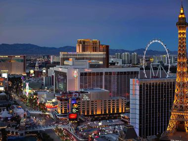 The Las Vegas Sands wants to bring casino gambling to Texas — and Dallas would be its top destination.