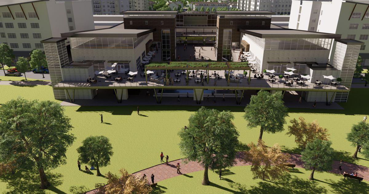 What comes after the mall? Plano kicks off $1 billion Collin Creek development