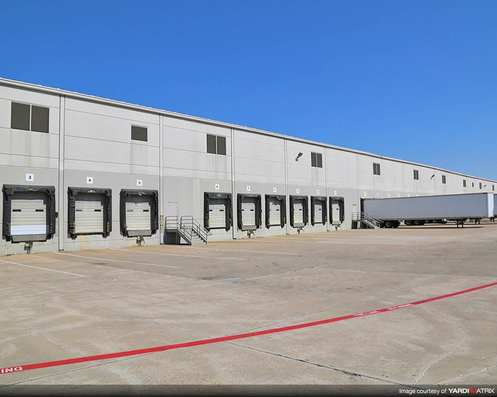 Developer Hillwood Properties has already constructed several warehouses in the Pinnacle Park industrial district off Interstate 30.