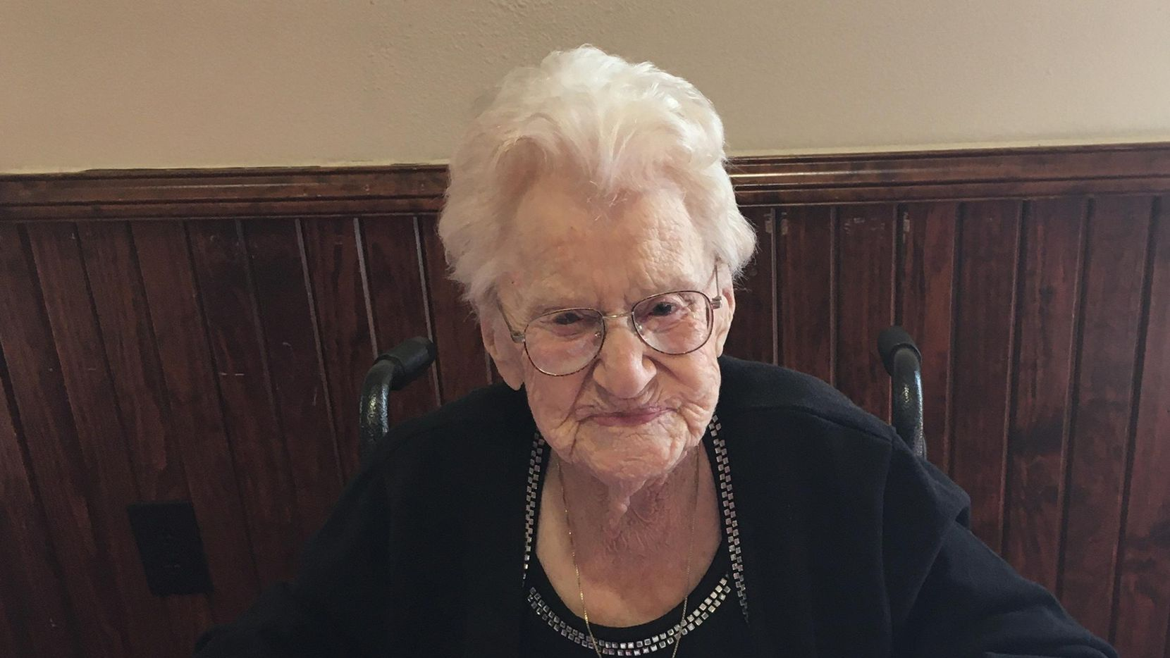 Dorothy Swan has recovered following contracting COVID-19 and two strains of the flu, after a family gathering on Christmas.