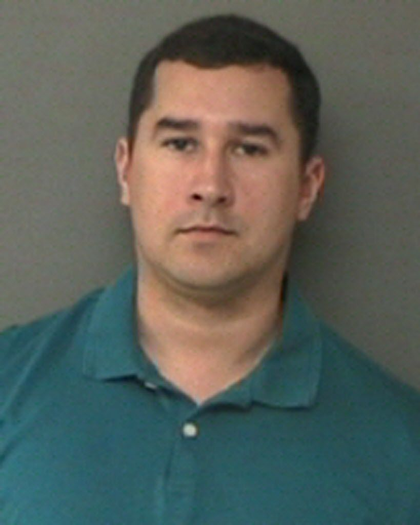 This Jan. 7, 2016, booking photo released by the Waller County Sheriff''s Office in Hempstead shows State Trooper Brian Encinia after his arrest on a perjury charge.