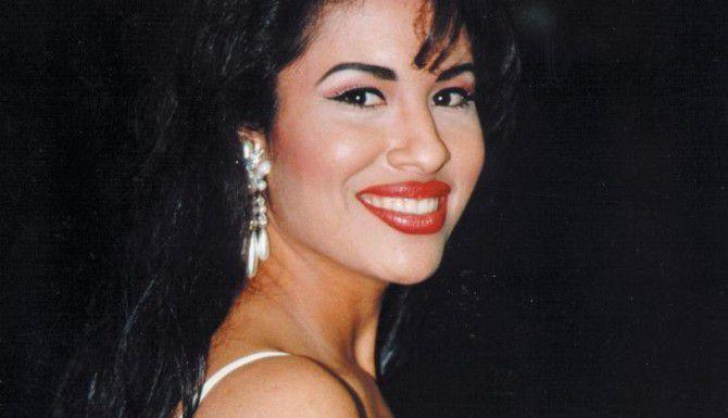 Selena Quintanilla./