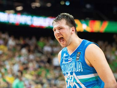 Luka Doncic will compete for Slovenia in the Tokyo Olympics, but he will surely be a fan favorite of North Texans in the next month.