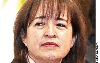 La Secretaría de Educación, a cargo de María de los Ángeles Errisúriz.