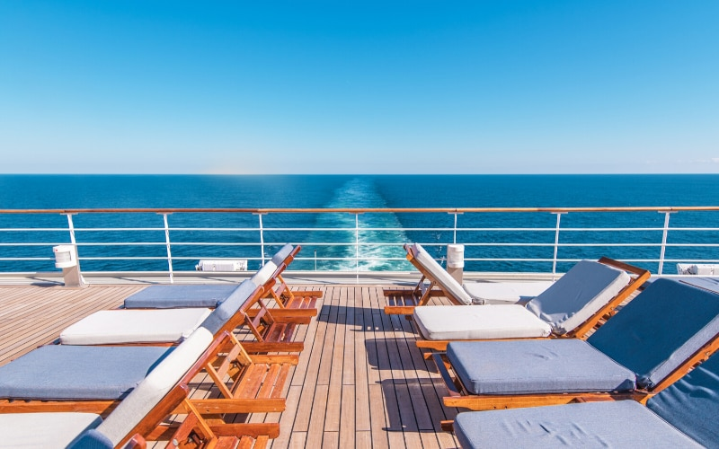 A cruise ticket is a contract between the passenger and the cruise line. It contains a host of restrictions, including where a lawsuit must be filed.