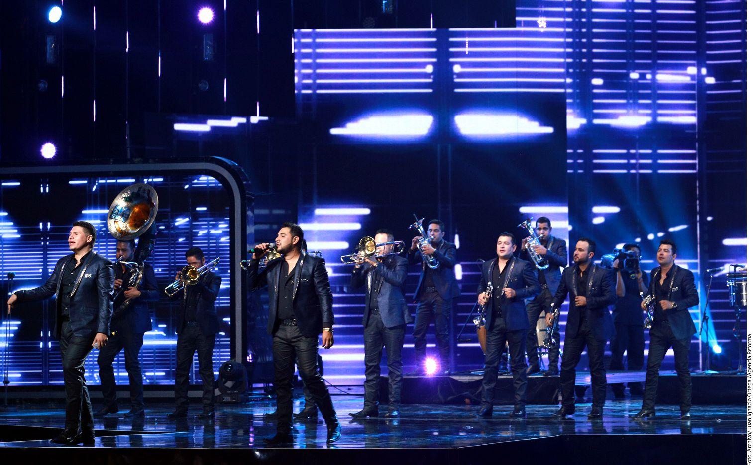 La Banda MS es una de las más nominadas en los Latin Music Billboard Awards. AGENCIA REFORMA