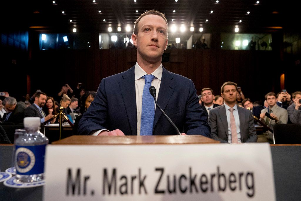 "Facebook CEO Mark Zuckerberg told senators Tuesday that while Facebook doesn't try to engage in political speech, he understands the ""concern"" over bias as Facebook and other tech companies are based in the left-leaning Silicon Valley."