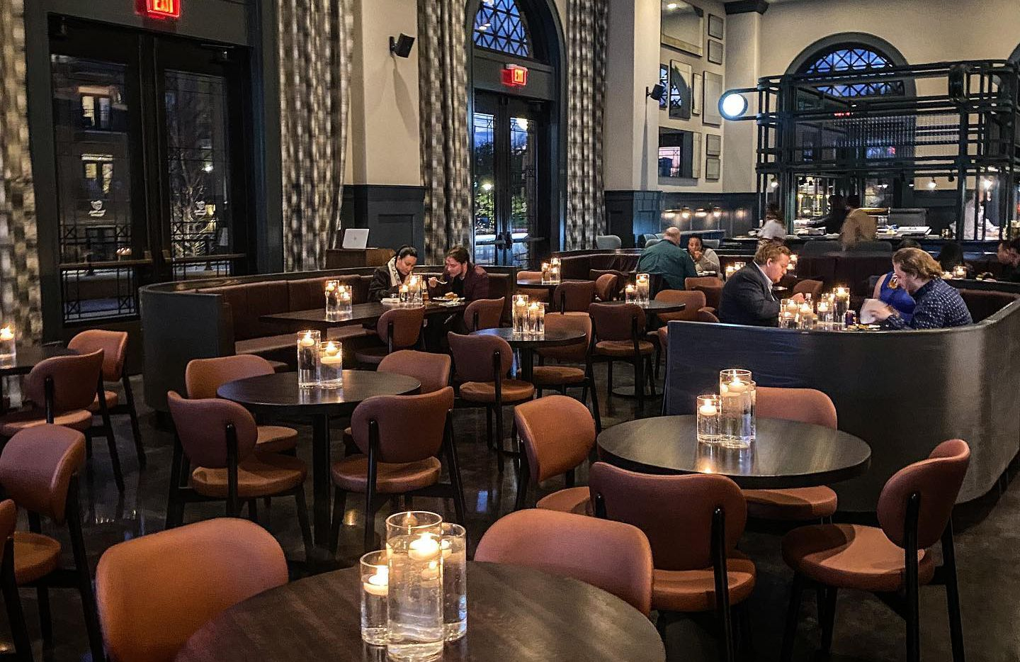 Third Rail, one of two bars at Harvest Hall, will screen the Super Bowl on Sunday at a viewing party, with tickets going for $50.