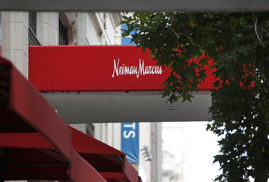 The Neiman Marcus flagship store in downtown Dallas, at 1618 Main Street, photographed on Monday, October 5, 2015. (Louis DeLuca/The Dallas Morning News)