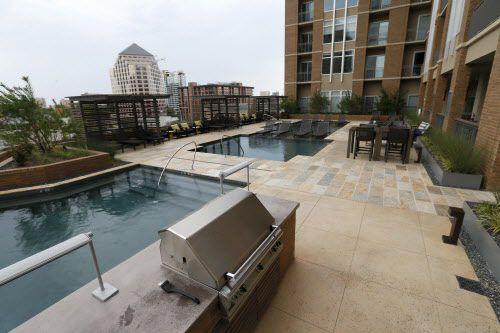 Abundan los apartamentos de renta en Dallas.